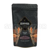 Coklat Cokelat Krakakoa Cocoa Cacao Nibs 70% Dark Chocolate 100 gr
