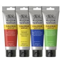 Winsor&Newton Galeria Acrylic 120ml Series 1 - BUFF TITANIUM