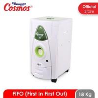Rice Box/ Tempat Beras Cosmos FIFO 18 ( via GO SEND )