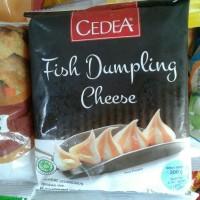 Cedea Dumpling Chesse isi 10 pcs 200 gr