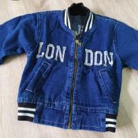jaket anak laki laki jeans - jaket denim anak