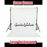 TERMURAH kain layar Background foto green screen meteran kain Spunbond