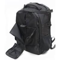 Tas Kamera Dslr Backpack Quarzel Victory Pro Masuk Laptop 15-17 Inch