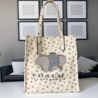 Coach Tote Bag x Disney Dumbo - ORIGINAL GUARANTEE 100%