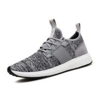 Sneaker Sepatu Cowok Slip On Olahraga Jogging Lari Import Original