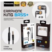 Headset Panasonic Hi Res Full Bass+