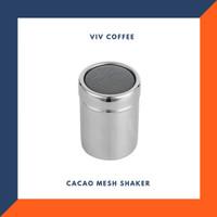 Cacao Mesh Shaker Penabur Coklat Bumbu Serbaguna