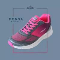 Original Kasogi Monna - Sepatu Running Sepatu Olahraga Sepatu Sneaker