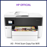 HP OfficeJet Pro 7740 Print Scan Copy Fax Printer A3 Wireless
