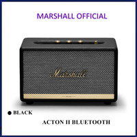 Marshall Acton II High Quality Wireless Bluetooth Speaker - Black