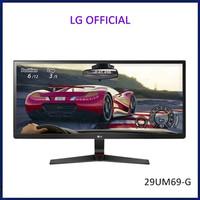 LG 29 Inch FreeSync IPS WFHD Ultrawide Gaming Monitor 29UM69G-B