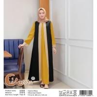 gamis xl jumbo bigsize baju muslim wanita maxi maxy dress big size new