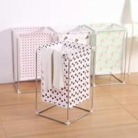 Laundry basket SQUARE / keranjang baju kotor dll