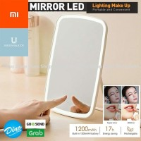 XIAOMI JORDAN JUDY Cermin Rias Portable Touch Lampu LED Kaca Make Up