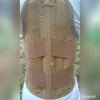 Korset punggung size XXL /Korset Lumbal TLSO/penyangga tulang belakang