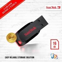 FlashDisk Sandisk CZ50 16GB - Flash Disk Cruzer Blade 16 GB USB