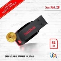 FlashDisk Sandisk CZ50 64GB - Flash Disk Cruzer Blade 64 GB USB