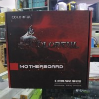 Motherboard COLORFUL C.H110M-TWINS PLUS V20