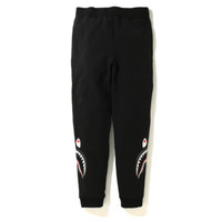 A BATHING APE® Color Camo Side Shark sweatpants