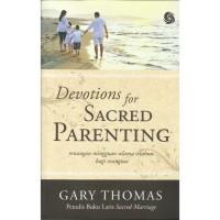 Devotion for Sacred Parenting
