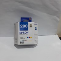 Tinta Epson 290 WF 100 Color Original