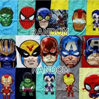 KAOS ANAK LED SUPERHERO ATASAN ANAK COWOK RANDOM - Random L