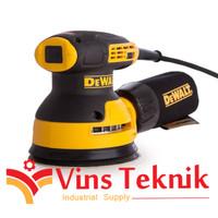 mesin amplas bulat 5inch DWE 6423 DEWALT DWE6423 variable speed