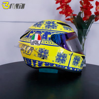 Dql Helmet Winter Test 2015 not Clone Agv not MHR Yoki