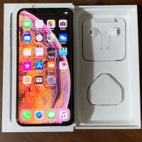 IPhone XS MAX 64 GB - FULLSET - 64GB - APPLE - COD Jakarta