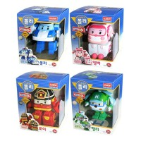 Mainan Robocar Poli Set Figure Set