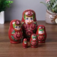 Boneka Rusia Matryoshka, Ready Stock