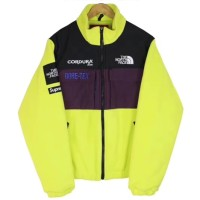 JAKET SUPREME x THE NORTH FACE EXPEDITION FLEECE YELLOW JACKET
