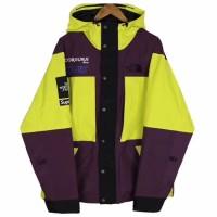 JAKET SUPREME x THE NORTH FACE EXPEDITION YELLOW JACKET