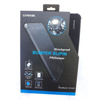 CAPDASE Bumper Slipin Prokeeper Shockprof Macbook 11 & 12 inch Sleeve