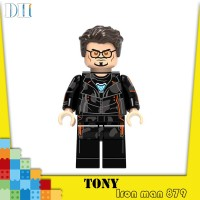 Action Figure Lego The Avengers All Iron Man
