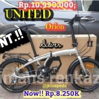 Sepeda Lipat UNITED Orion