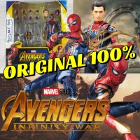Mafex Iron Spider Man Spiderman Avengers Infinity War End Game NOT SHF