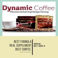 Dynamic Dinamic Coffee kopi isi 30 saset