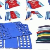 promo asyik Alat Bantu Melipat Pakaian Baju Flipfold Laundry Ukuran