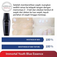 Missha Time Revolution Immortal Youth Blue Essence 305