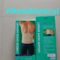 Korset Lumbar Oppo 2064/Lumbar Sacro pria/ Korset Tulang belakang