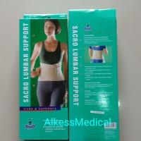 Korset Lumbar Oppo 2065/Sacro Lumbar Support/Penyangga Tulang belakang