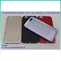 Softcase Ume Case Slim Original 8 Nokia Emerald