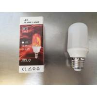 Lampu Api LED / BOHLAM Obor LED E27 3watt Flame Bulb kecil