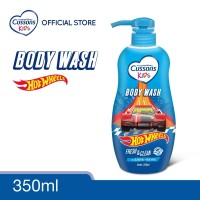 Cussons Kids Body Wash Hot Wheels Fresh & Clean 350ml