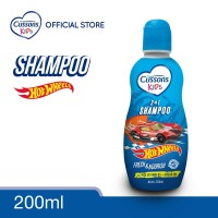 Cussons Kids Shampoo Hot Wheels Fresh & Nourish 200ml