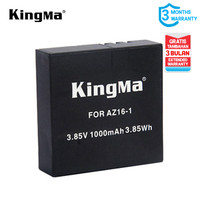 Baterai KINGMA Xiaomi Yi 4K PLUS & LITE - AZ16-1 1000mAh Action Camera