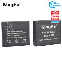 Baterai KINGMA Xiaomi Mijia Action Camera 4K - Replacement Battery