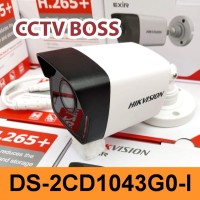 HIKVISION IPCAM DS-2CD1043G0-I 4MP OUTDOOR / IP CAMERA DS-2CD1043GO-I