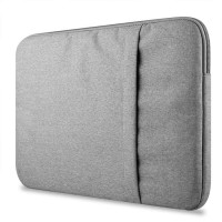 Ternama Tas Laptop/Softcase Nylon Macbook 11 Inch 12 Inch Sleeve